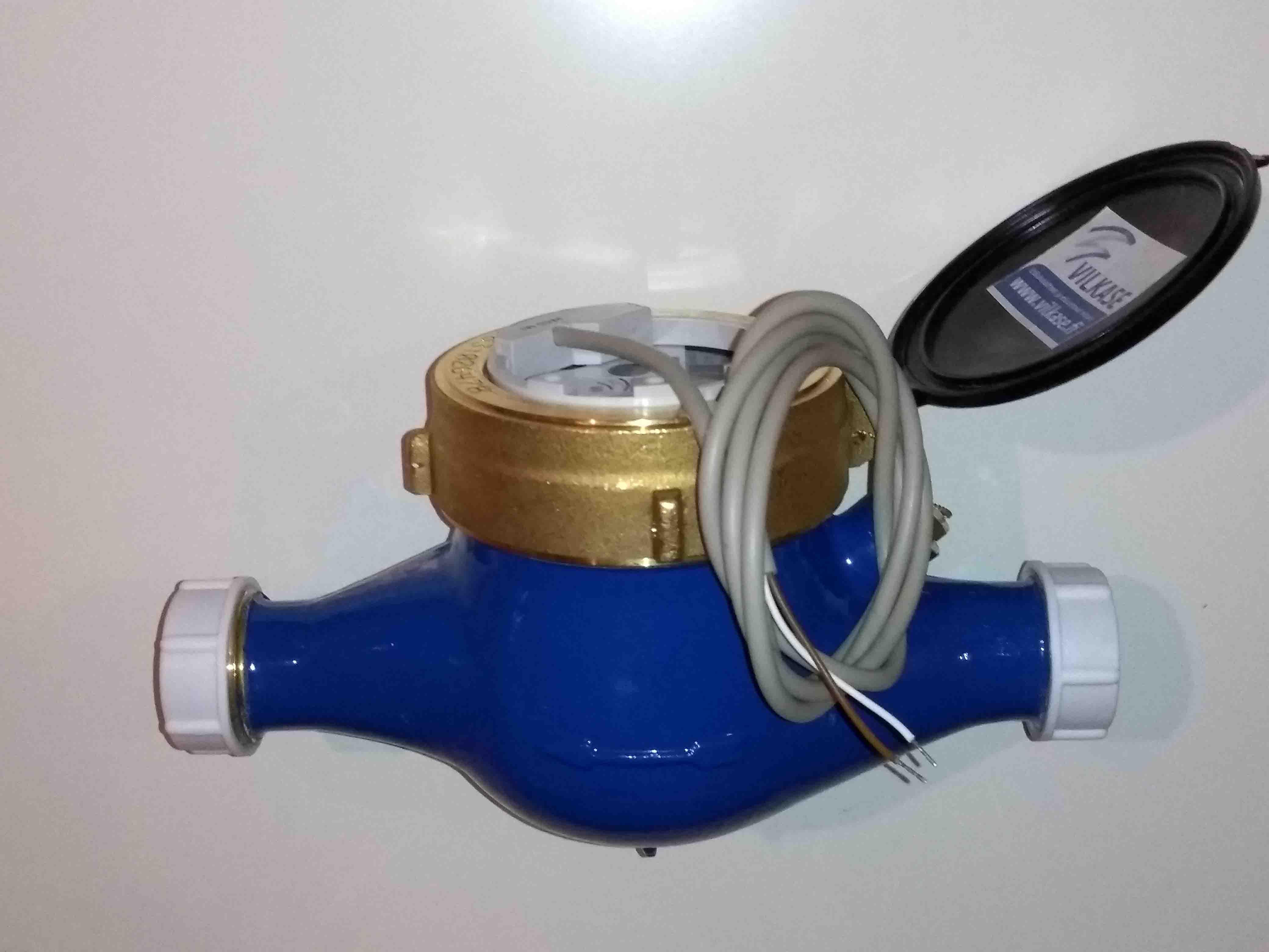 Maahantuomme vesimittareita DN15 – DN100